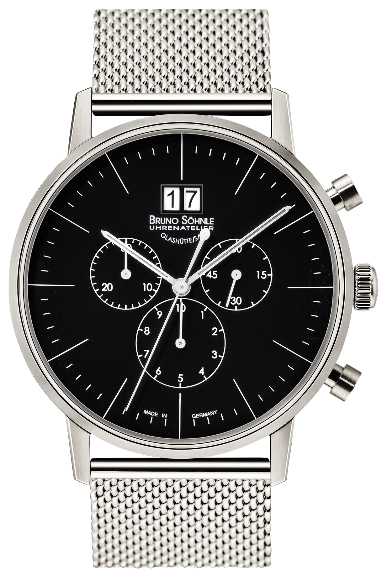 Stuttgart Chronograph Big