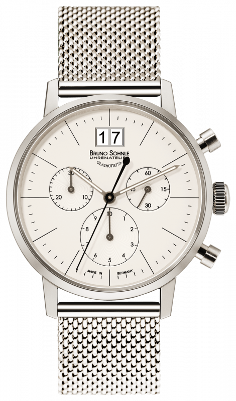 Stuttgart Chronograph Small